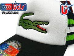 "smARTpatches Truckers ""Gator"" Vintage Style Trucker Hat"