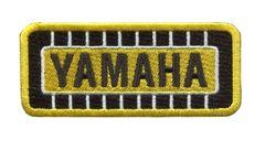 Yamaha Vintage Style Patch (10cm)