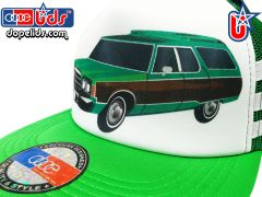 smARTpatches Truckers 79eighty Station Wagon Vintage Style Trucker Hat
