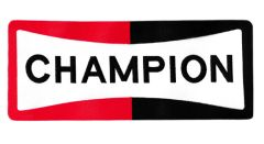 Champion Spark Plugs Patch XXL 30cm