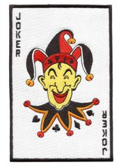 Joker Patch XL Poker 18cm x 12cm