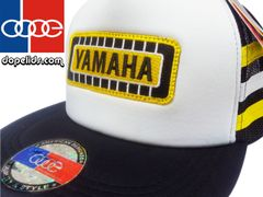 smartpatches Yamaha Vintage Style Motorcycle Trucker Hat