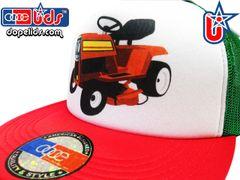 smARTpatches Truckers 79seventy Garden Tractor Trucker Hat
