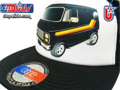 smARTpatches Truckers 79seventy Custom 70's Van Trucker Hat
