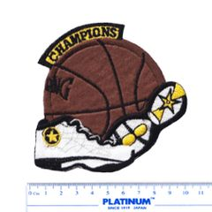 Cool Basketball Patch 10.5cm