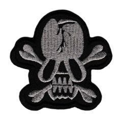Skull Patch 8cm