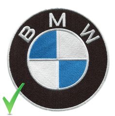 BMW XL Patch 15cm