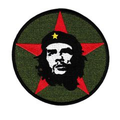 Cool Che Guevara Patch 9cm