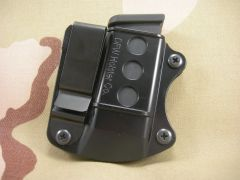 Single Stack Tuckable IWB Mag Pouch.