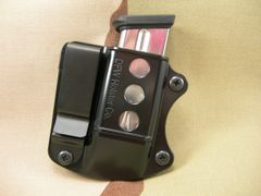 Double Stack Tuckable IWB Mag Pouch.