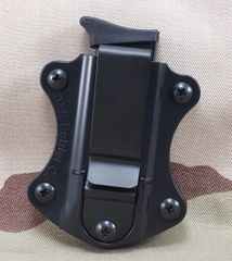 .380 Straight Stack Tuckable IWB Mag Pouch.