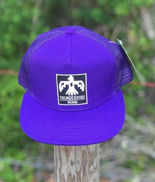 Purple TBB Hat