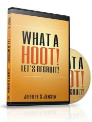 What A Hoot! Let's Recruit! CD/Audio