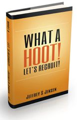 What A Hoot! Let's Recruit! Hard Cover