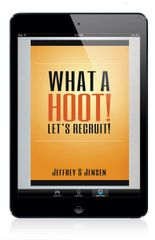 What A Hoot! Let's Recruit! E book