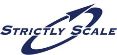Strictly Scale Stickers (10/pkg)