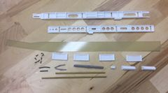 1/6 Scale Retractable Boarding Ladder - F18 Hornet