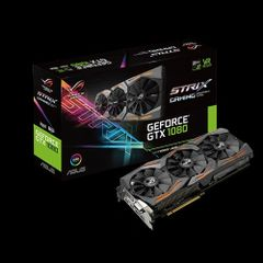 Asus Strix GTX 1080 8 GB Advanced Edition