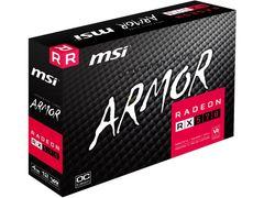 MSI Armor Radeon RX 570 4gb