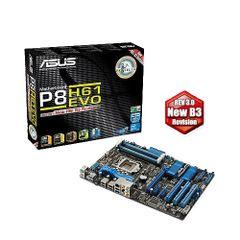 ASUS P8H61 EVO Socket: LGA 1155