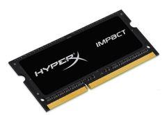 HyperX Impact Black Series 4GB 1600MHz DDR3L CL9 SODIMM 1.35V