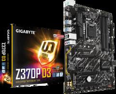 Gigabyte Z370P D3 Socket LGA 1151