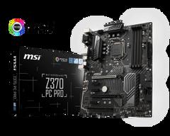 MSI Z370 PC PRO Socket: LGA1151