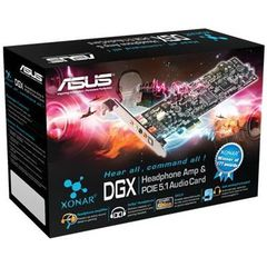 ASUS Xonar DGX 5.1 Channel PCI-E Dolby
