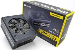 Corsair RMx series 750 watt Corsair RM 750x 80 plus gold