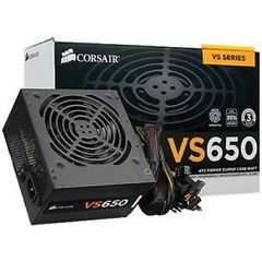 Corsair VS series 650 watt Corsair VS 650 80 plus 230V EV