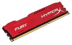 Kingston HyperX FURY 8GB 1866MHz DDR3 CL10 DIMM - Red (HX318C10FR/8)