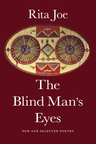 The Blind Man's Eyes — New and Selected Poetry