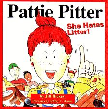 Pattie Pitter — She Hates Litter!