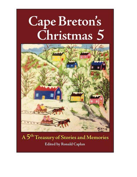 Cape Breton's Christmas, Book 5