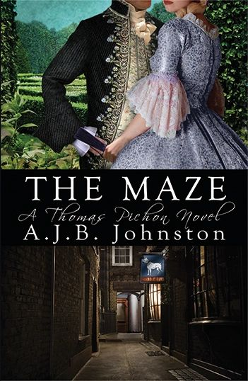 The Maze — A Thomas Pichon Novel