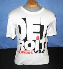 Detroit Streetwear (white)