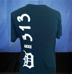 """313 The """"D"""" - Navy"""