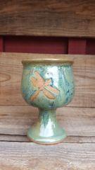 Dragonfly goblets