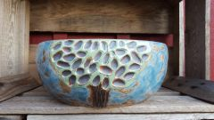 Apple tree bowl