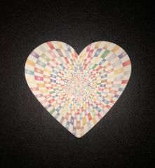 Heart 2 Design Silly Patch