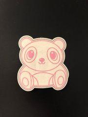 Panda Design Silly Patch