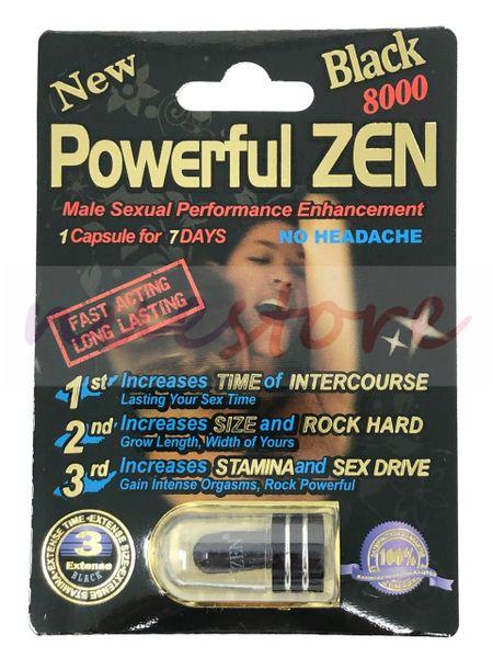 Powerful Zen BLACK