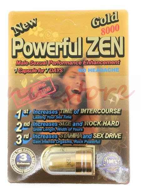 Powerful Zen GOLD