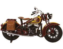Model - Indian Sport Scout 1:12 die cast - IMC - 2863683