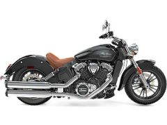 2016 INDIAN SCOUT 1133CC - GLOSS THUNDER BLACK