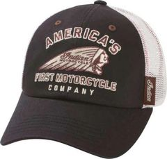 Hat - INDIAN MOTORCYCLE FIRST HAT - 2863726