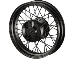 Rear - BLACK LACED FOR SCOUT - 2880899-266