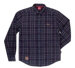 Casualwear - BLACK PLAID SHIRT - 2868933