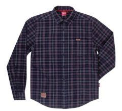 Casualwear - BLACK PLAID SHIRT - 2868933