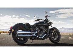 2016 INDIAN SCOUT SIXTY 999CC - GLOSS THUNDER BLACK
